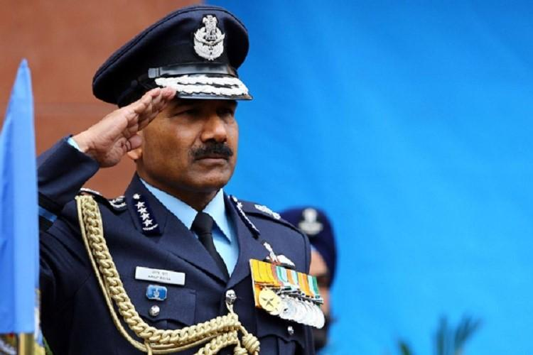 PoK remains a thorn in the flesh for India Air Force Chief Arup Raha