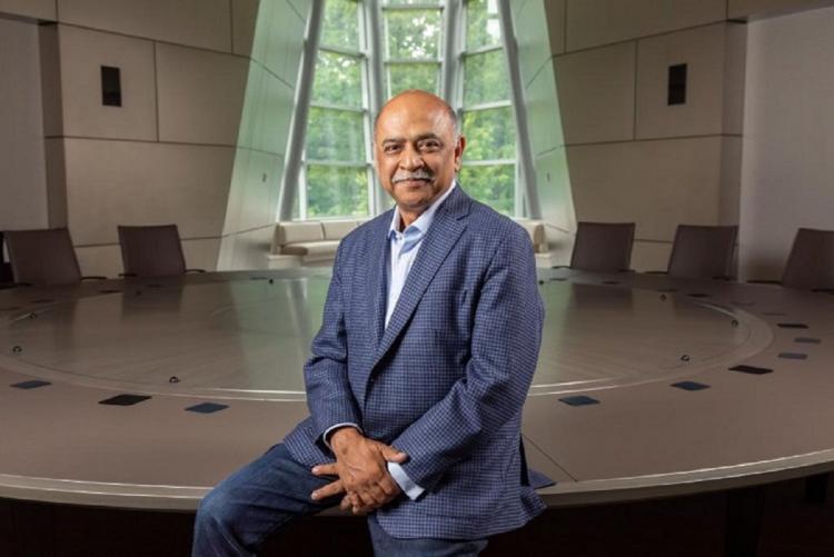 Arvind Krishna IBM CEO
