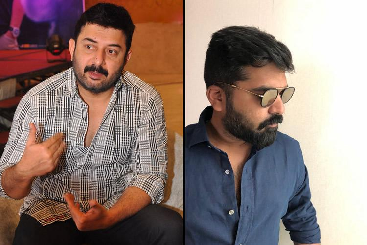 Arvind Swami approached for Simbus Maanadu