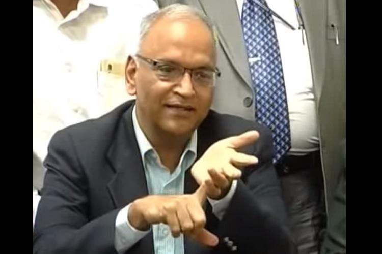 Were land survey numbers manipulated to benefit Karnataka Chief Secys family