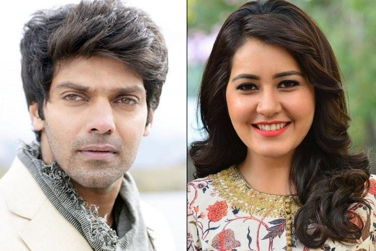 Sundar Cs Aranmanai 3 to star Arya and Raashi Khanna