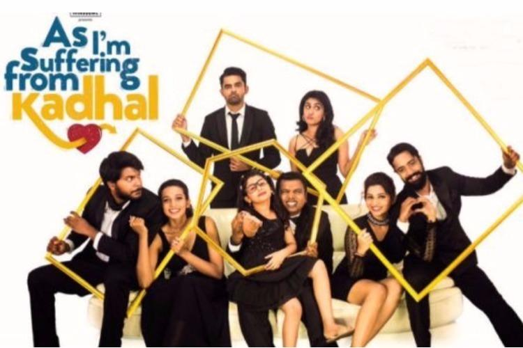 Meet Balaji Mohan director of the fun As Im Suffering from Kadhal Tamil web series