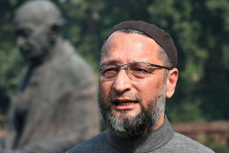 Owaisi questions legality of ASI survey for Vishwanath temple-Gyanwapi mosque dispute