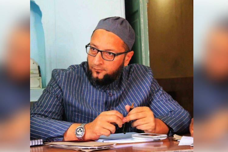 Former AIMPLB member Nadvi acting at behest of PM Modi Owaisi on Ram Mandir proposal
