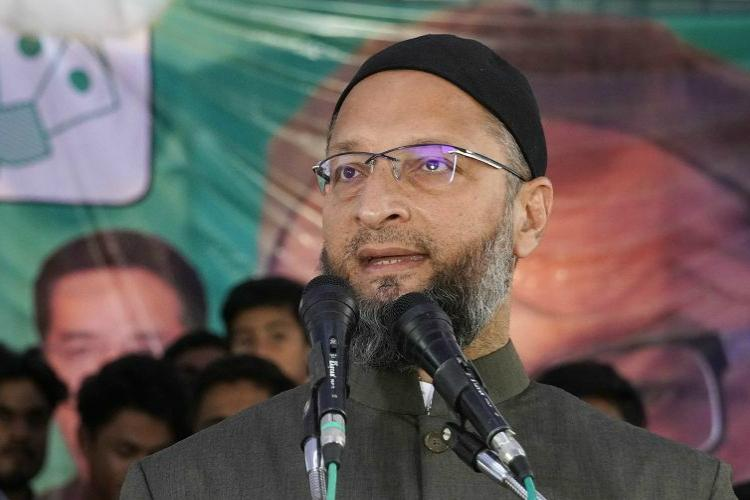 Shoot me in chest but wont show documents Asaduddin Owaisi on CAA NRC NPR