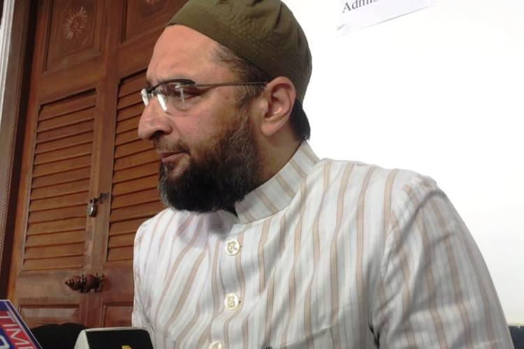 Why is Old City being left out by Hyderabad Metro Rail asks Asaduddin Owaisi