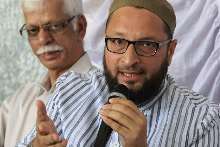 Owaisi hints at communal bias in quick sentencing of Dilsukhnagar twin blasts