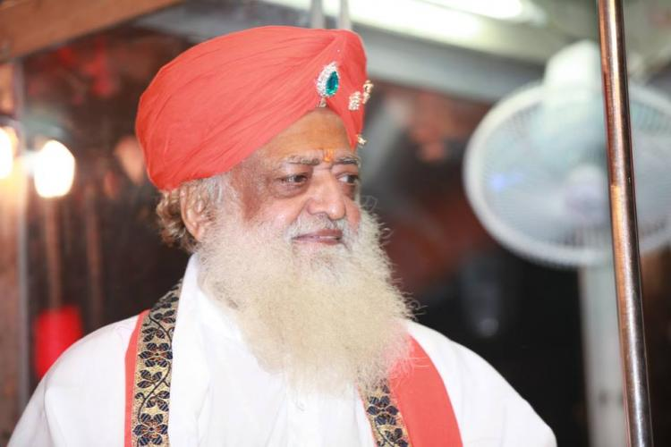 Did Asaram Bapus son have two illicit kids