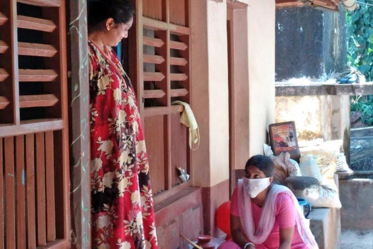 ASHA Worker in Uttara Kannada, Karnataka
