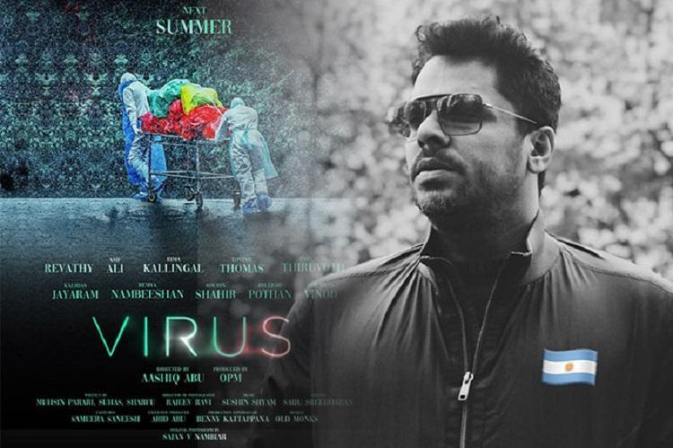 Court stays release of Aashiq Abus film Virus over plea alleging plagiarism