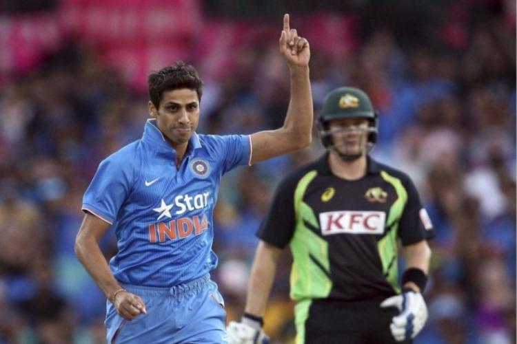 India vs Australia T20s Ashish Nehra Dinesh Karthik and Shikhar Dhawan included in squad