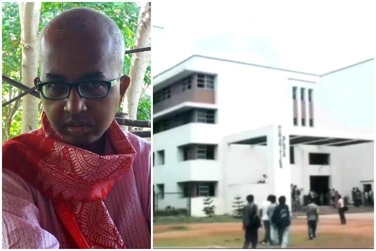 Bengalurus St Josephs college sacks professor for disturbing opinions he hits back