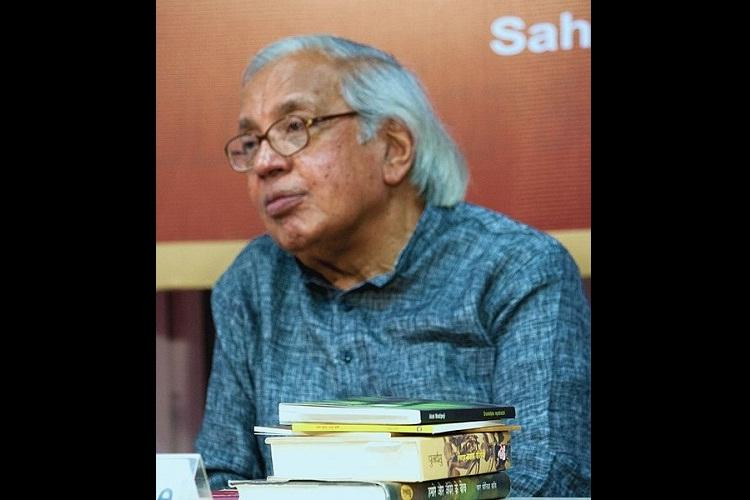Award Wapsi returns Ashok Vajpeyi gives up HCU doctorate over Rohiths suicide