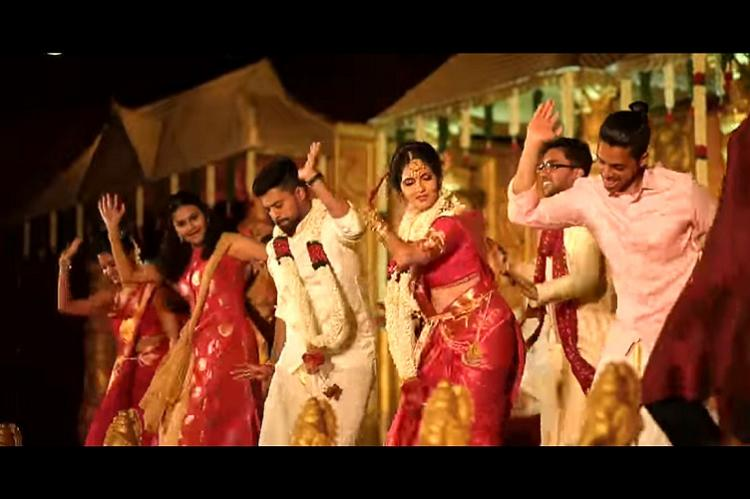 Watch Actor-model Ashwathy Warrier got married and the video is as mallu as it gets