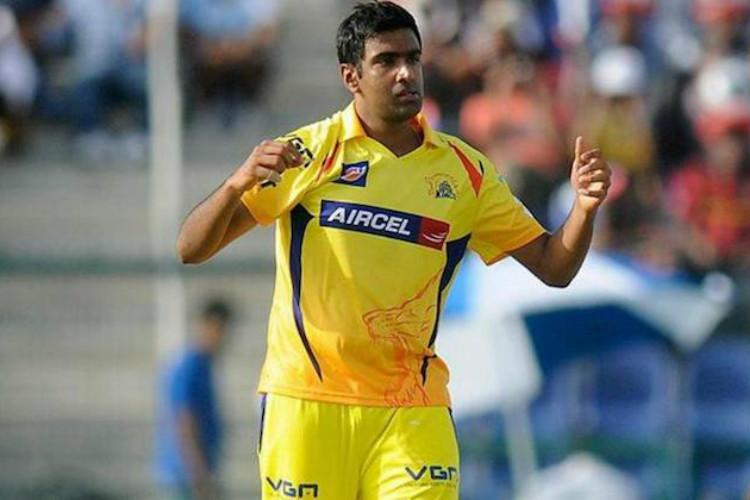 IPL auction No more Whistle Podu for Ashwin CSK fails to retain him