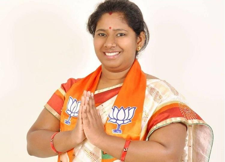 BJP third list Sampangi replaced by daughter Ashwini as Kolar Gold Fields candidate