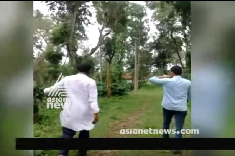 CPI working with land mafia in Keralas Wayanad district sting by Asianet TV alleges