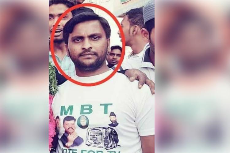 Muslim political outfit member arrested in Hyd for video against BJP MLA Raja Singh
