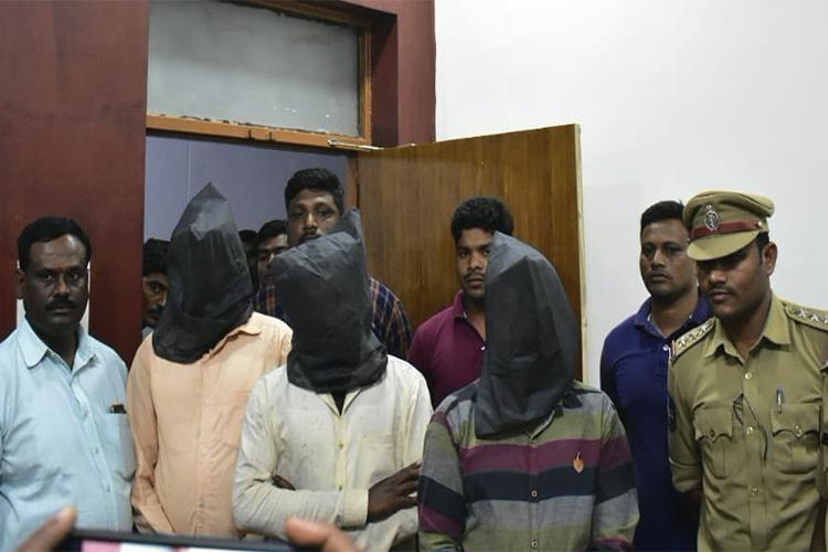 Death penalty for all three accused in Asifabad gangrape and murder case