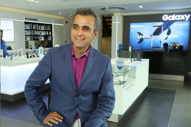 From premium to affordable want to serve every customer Samsung India global VP