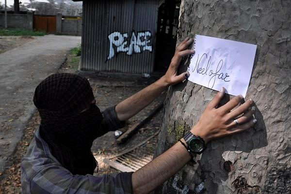 Kashmir Uni remembers Shopian horror with the Chinar trees as witness