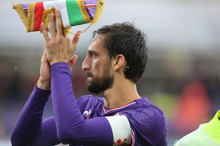 Fiorentina captain Astori dies suddenly aged 31, matches postponed