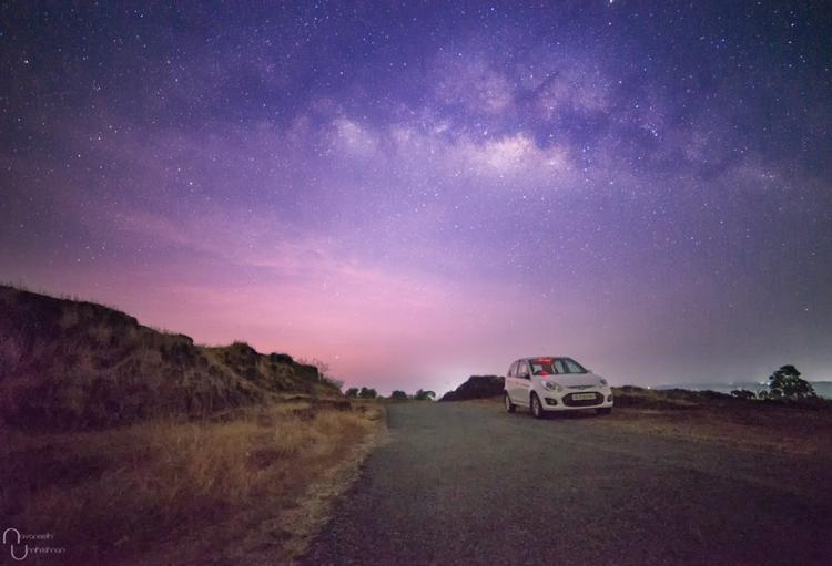 A 22-year old Indian astro photographers mesmerising photos of the night skies