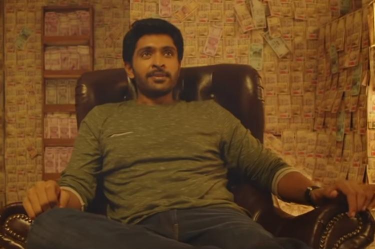 Asura Guru review Vikram Prabhus heist film only steals our time