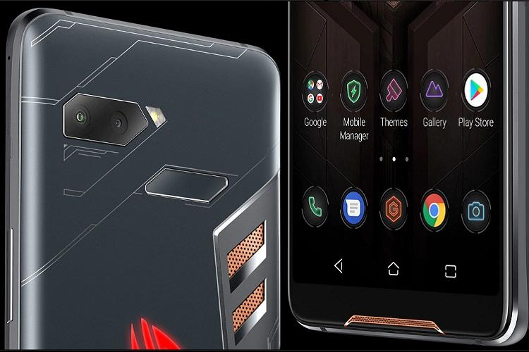 Asus ROG gaming smartphone launched with 8GB RAM Vapour-Chamber Cooling system