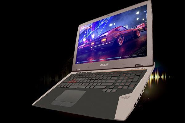 Asus launches VR-enabled ROG G701 gaming laptop design in India
