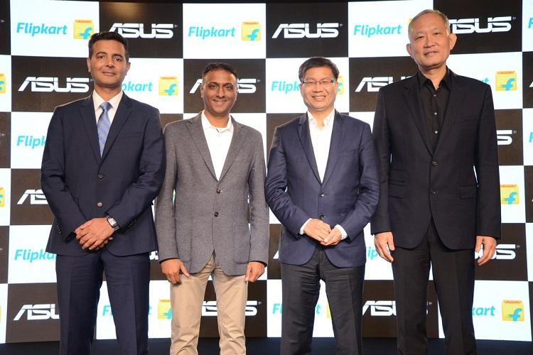 Flipkart partners with Asus to launch India-specific products