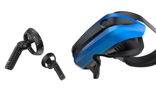Acer launches its Windows Mixed Reality headset with motion controllers in India