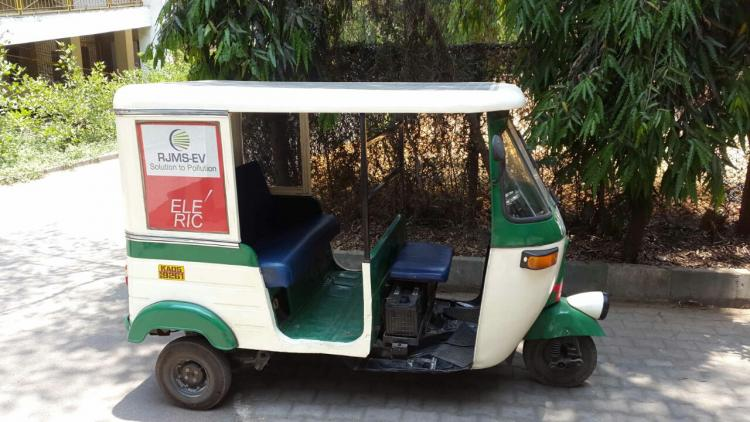 Could these e-autorickshaws bring us some respite from Bengalurus air pollution