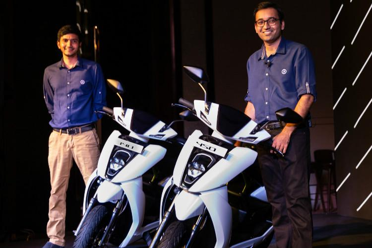 Ather Energy aims to raise Rs 200-300 crore to fund expansion plans