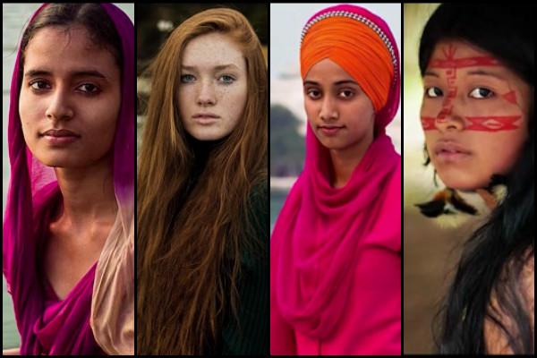 Video This photographers Atlas of Beauty showcases women from 50 countries across the world