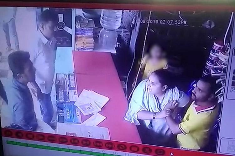 Tiruppur police book five men including VHP activist for extortion
