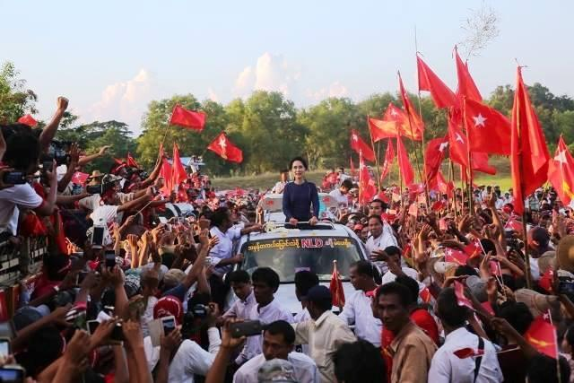 Aung San Suu Kyi victory will test commitment to human rights in Myanmar