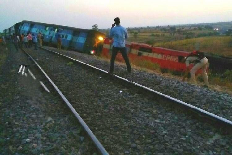 333 persons died in 206 train accidents in last three years