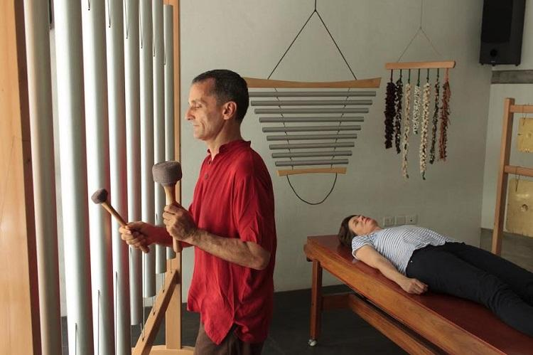 A dose of music Is sound healing the next wave in holistic therapy