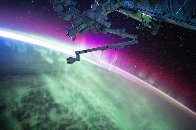 In pictures Whats it like to see auroras on other planets