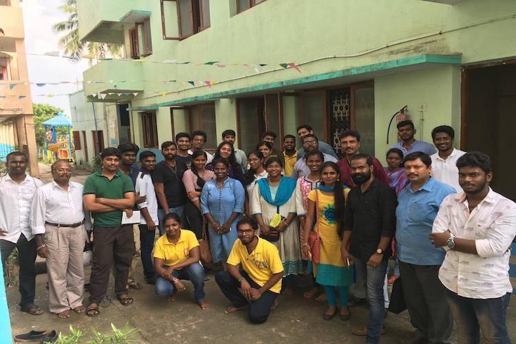 Save the smiles Chennai NGOs workshops to sensitise adults on Child Sexual Abuse