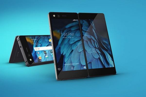 ZTE launches dual-screen foldable smartphone Axon M