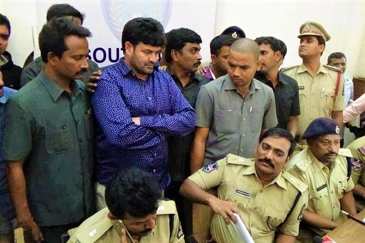 Notorious criminal Ayub Khan convicted in fake passport case in Hyderabad