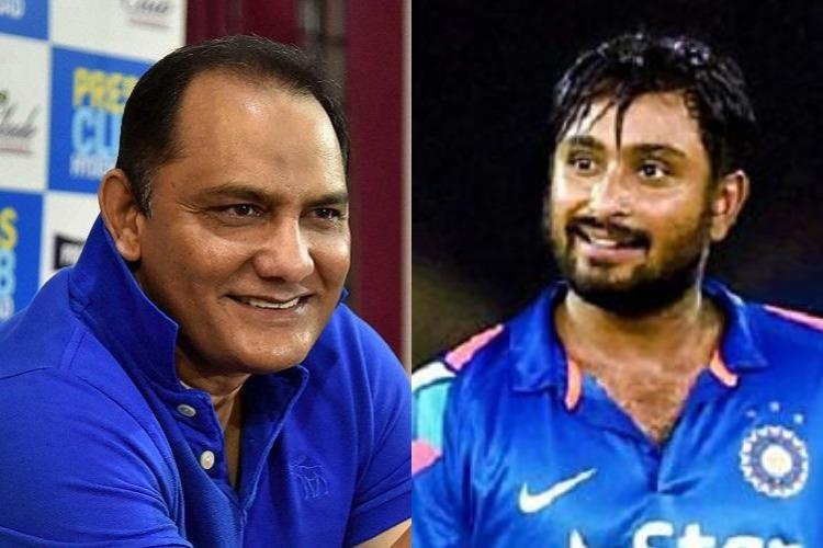 Corruption in Hyd Cricket Association Ambati Rayudu trades barbs with Azharuddin