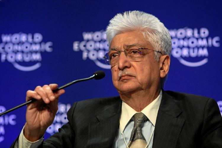 Wipro Founder Chairman Azim Premji