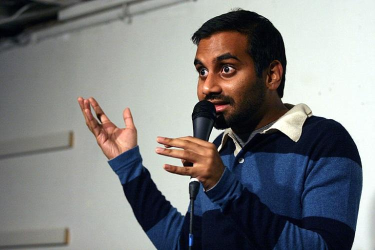 Aziz Ansari responds to sexual misconduct allegations claims it was consensual