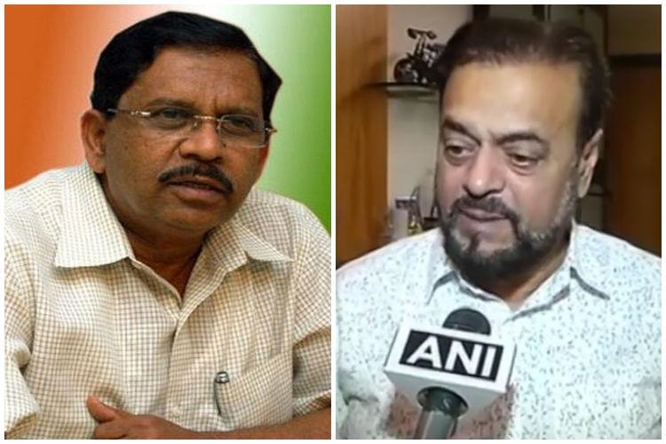 National Commission for Women issues notices to Parameshwara Azmi
