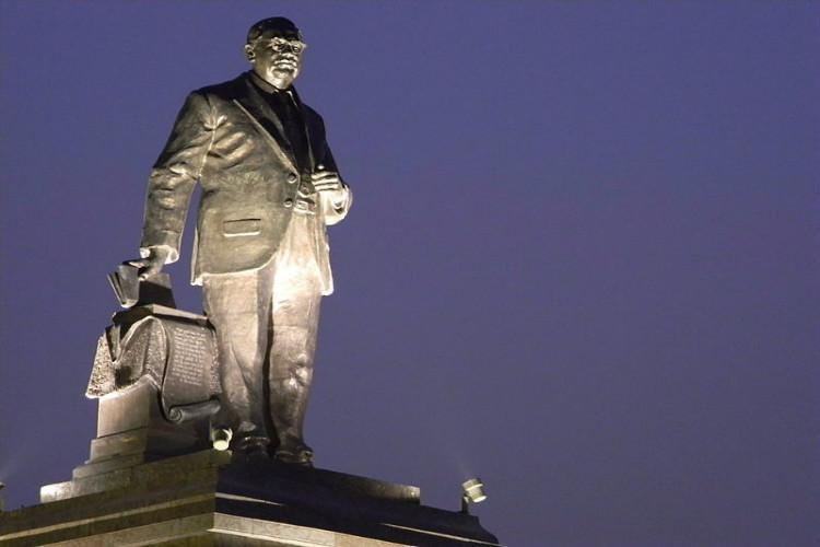 Foundation for 125-feet tall Ambedkar statue in Andhra to be laid on April 14