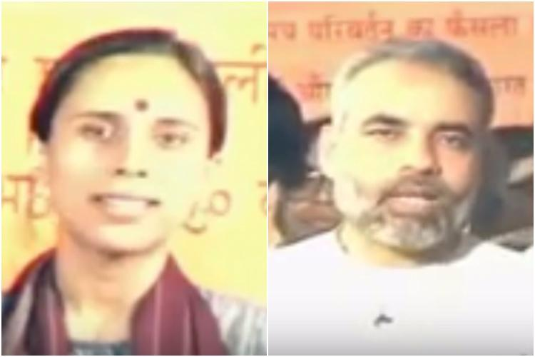 Video Barkha Dutt interviewing Narendra Modi during the 1996 Lok Sabha elections goes viral
