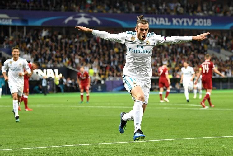 Champions League final Gareth Bale steals the show as Real Madrid beat Liverpool